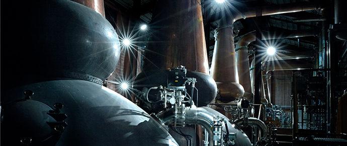 宮城峡蒸溜所 設立50周年